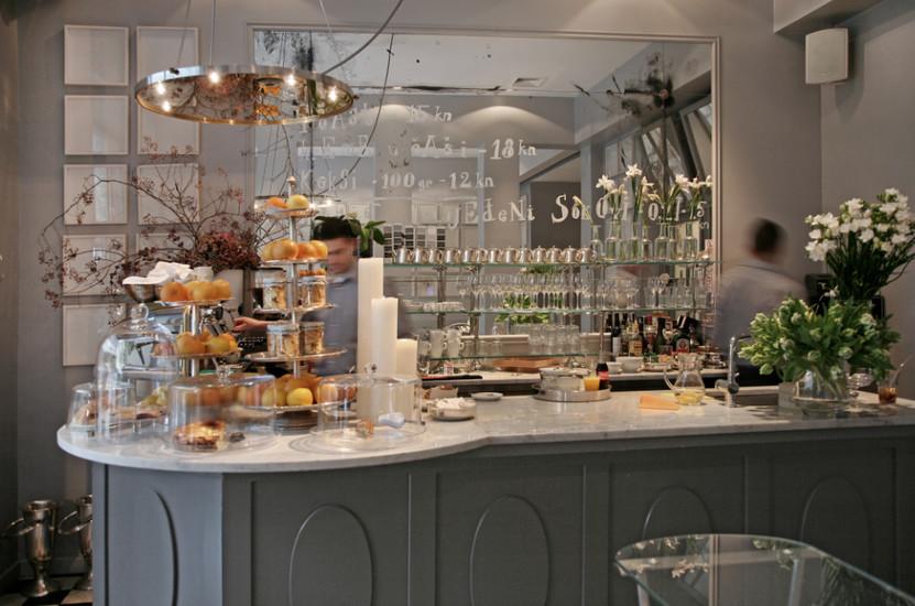 Velvet Cafe in Zagreb