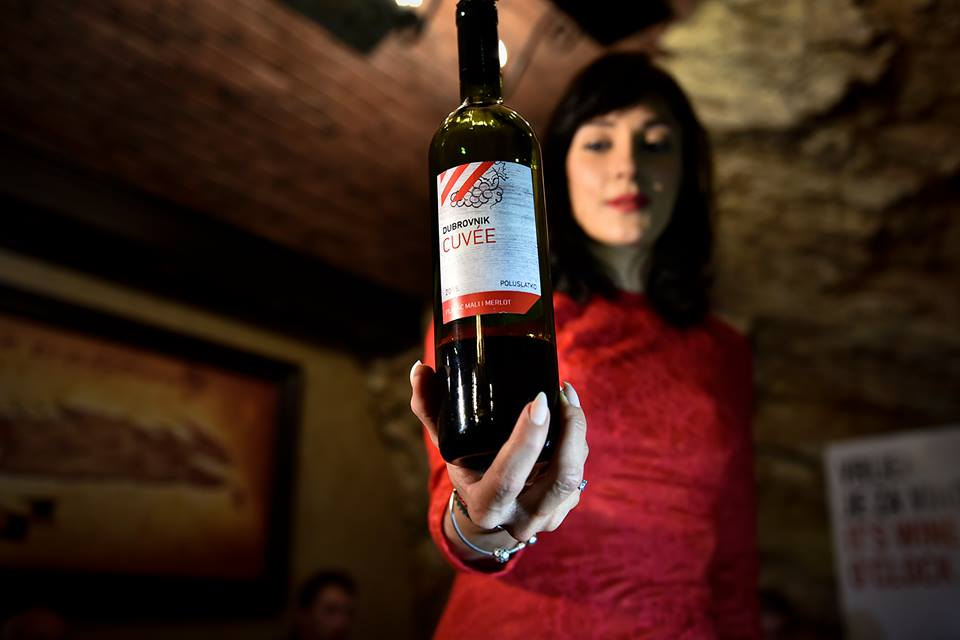 New wine to be presented at the festival - Dubrovnik Cuvee