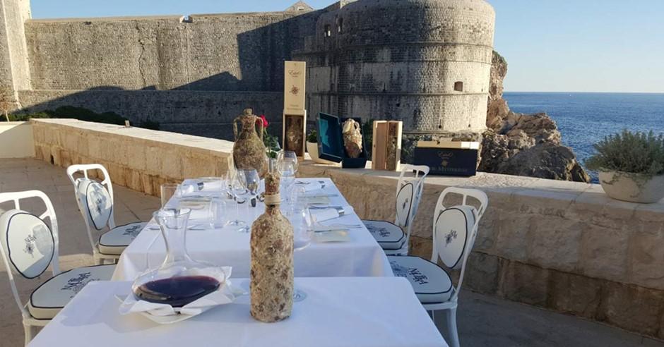 The Secret of Croatian Sea-Submerged Amphora Wine