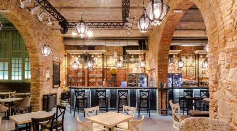 New pub in Split (photo: Fabrique pub)