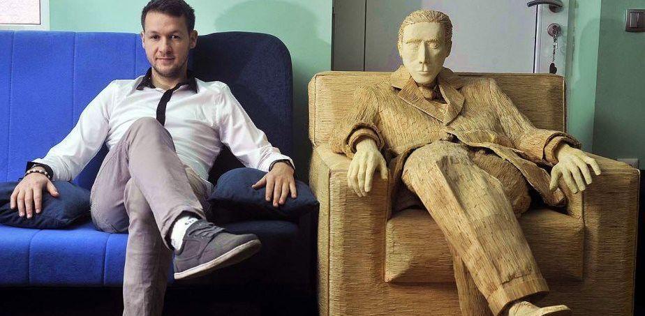 Meet Amazing Matchstick Sculptor Tomislav Horvat