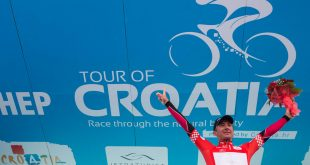 Tour of Croatia winner Matija Kvasina (photo: Tour of Croatia)