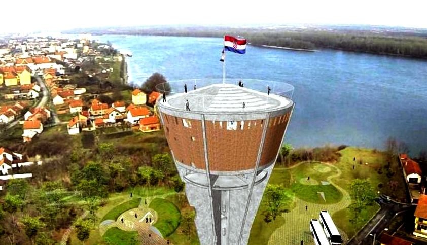 Chance to Play a Part in Vukovar Water Tower Restoration Project