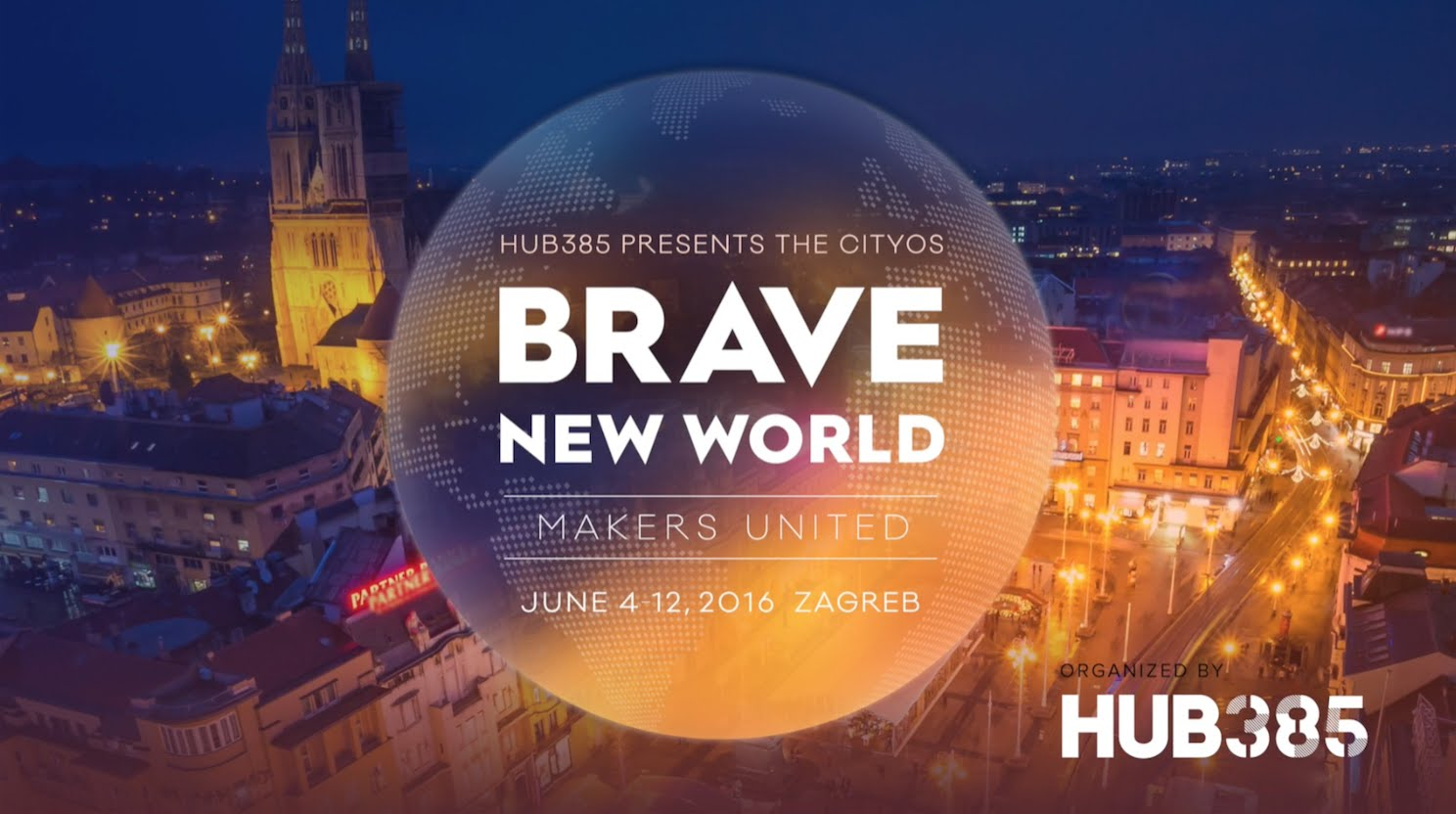 Zagreb Hosting One of Europe's Biggest New Technology Festivals