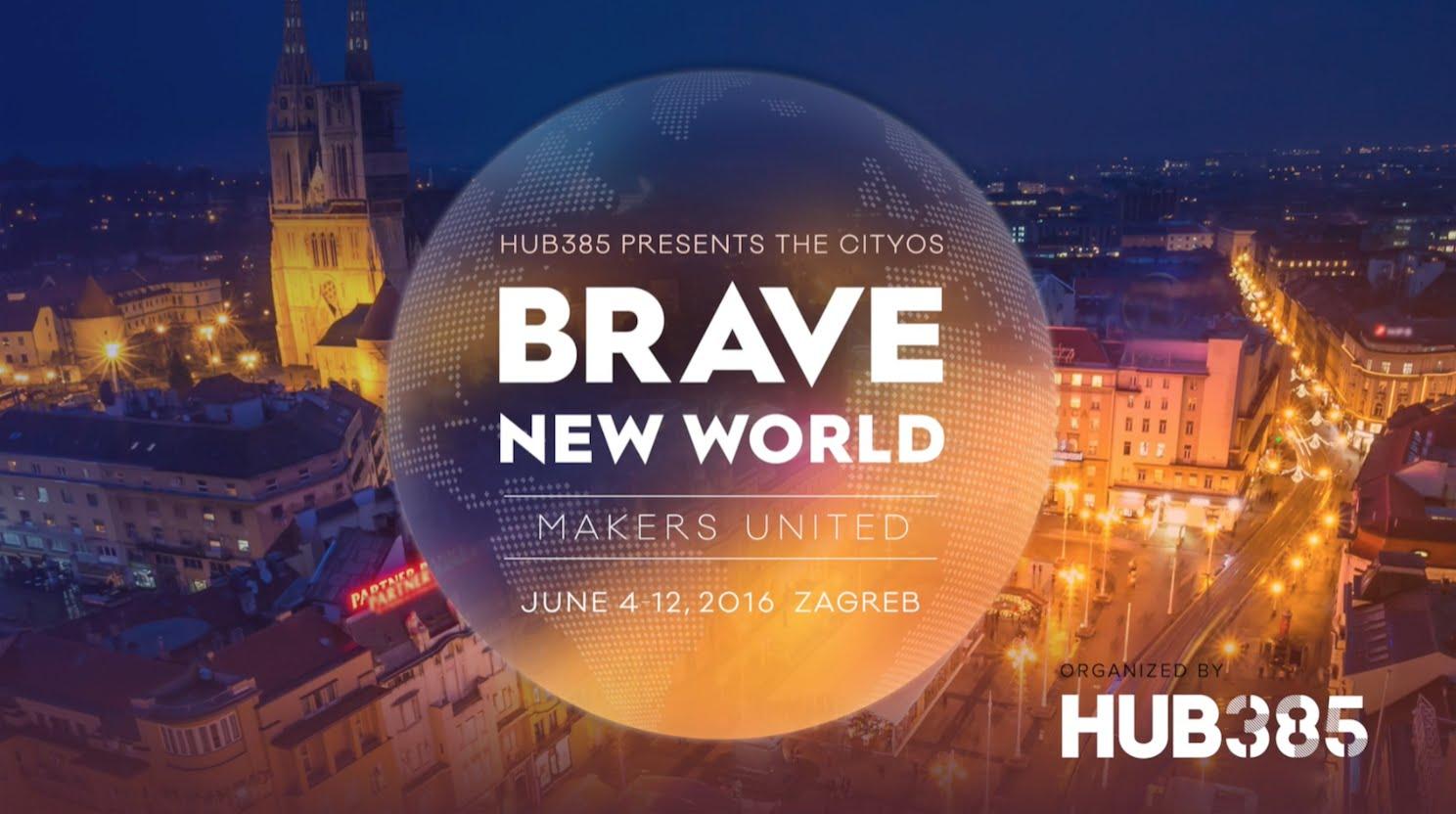 Zagreb Hosting One of Europe's Biggest New Technology Festivals
