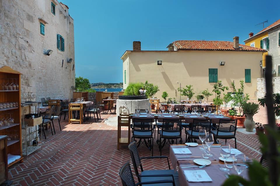 Pelegrini's terrace (photo: Facebook)