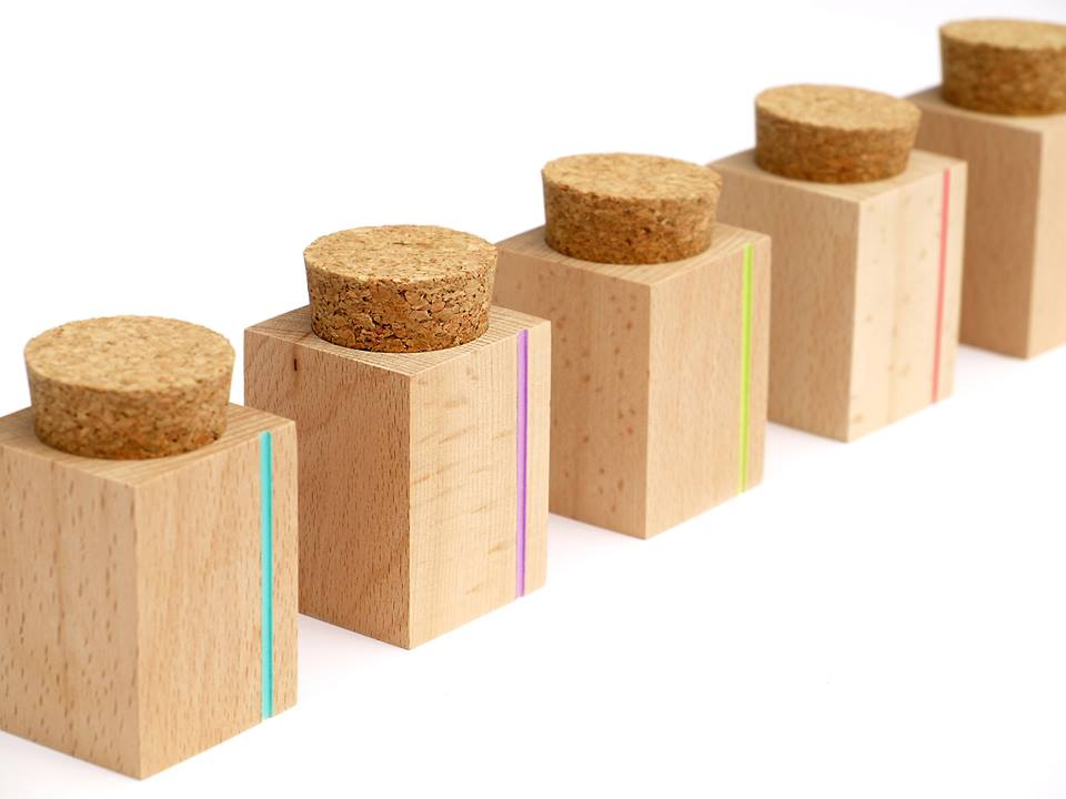 Paul Faber spice racks