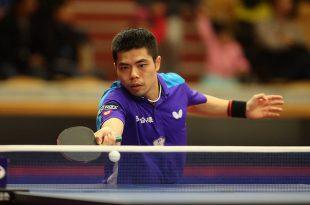 Chuang Chih Yuan in Zagreb (photo credit: ITTF)