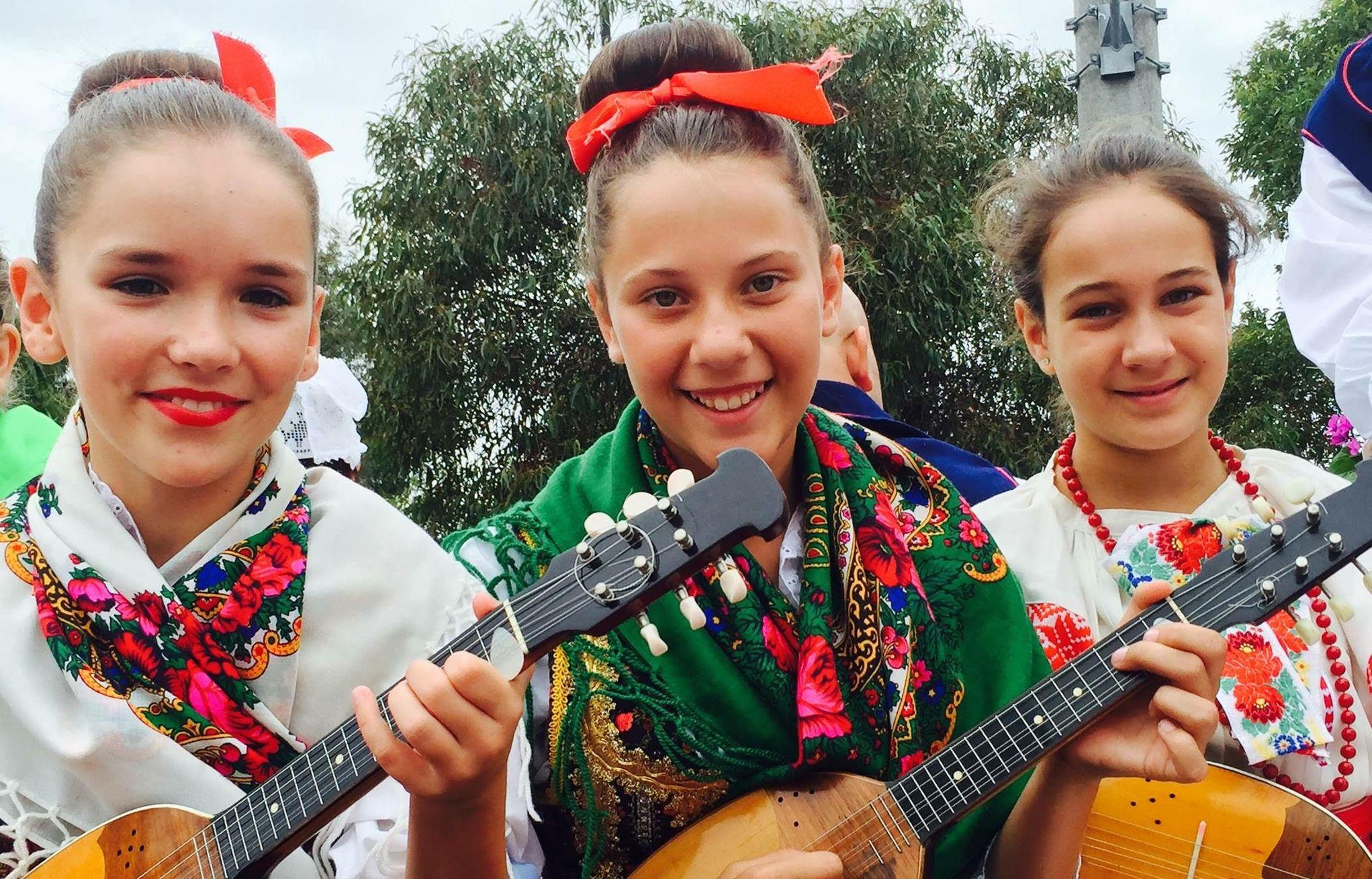 Keeping Croatian Traditions Alive 15,000 km Away