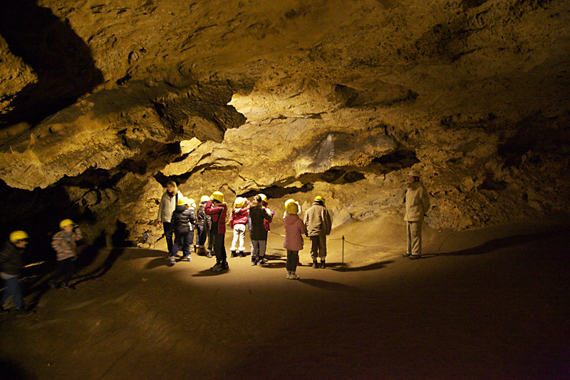 Veternica cave (photo: Medvednica Nature Park)
