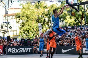 3x3 basketball (FIBA)