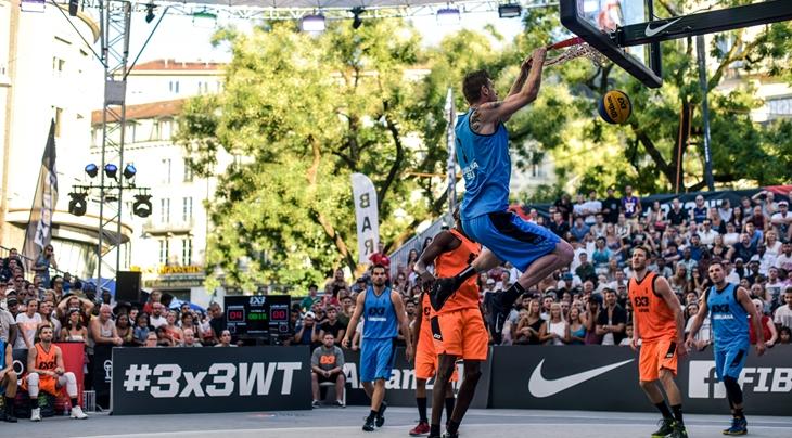 Croatian Town to Host International FIBA 3×3 BasketballWorld Tour Event