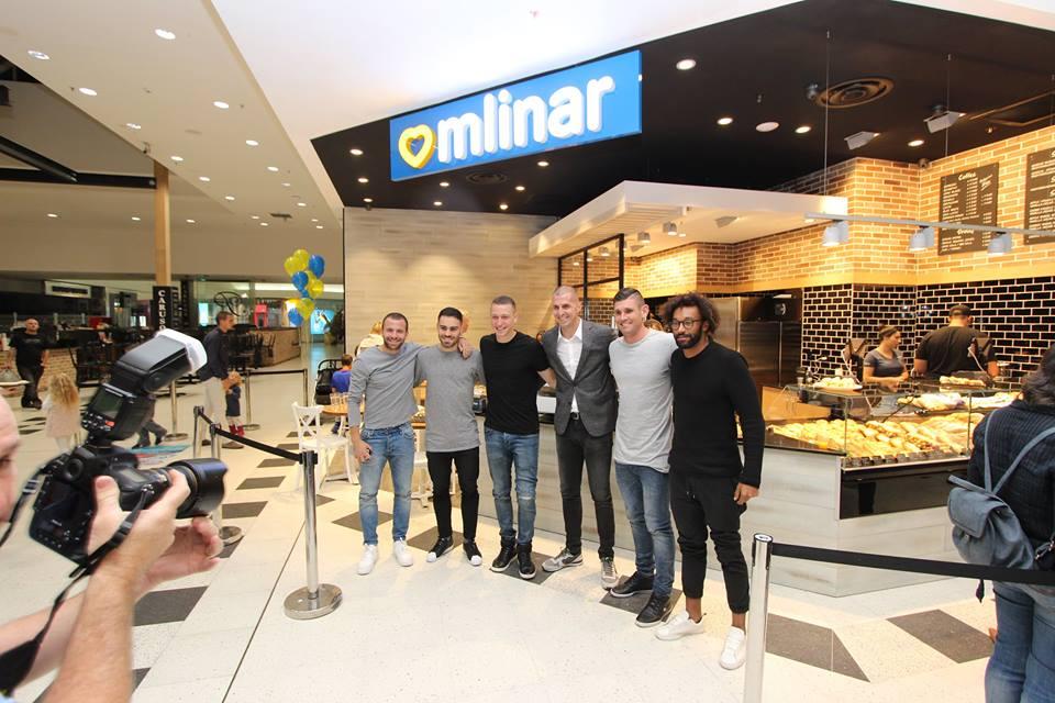 [PHOTOS] Croatia's Biggest Bakery Chain Opens in Australia
