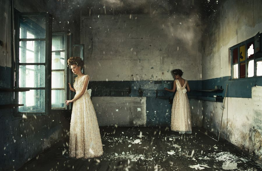 évolué – A New Collection by Leading Croatian Fashion Designer Boris Pavlin