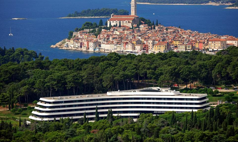A Perfectly Designed Break at Lone in Rovinj