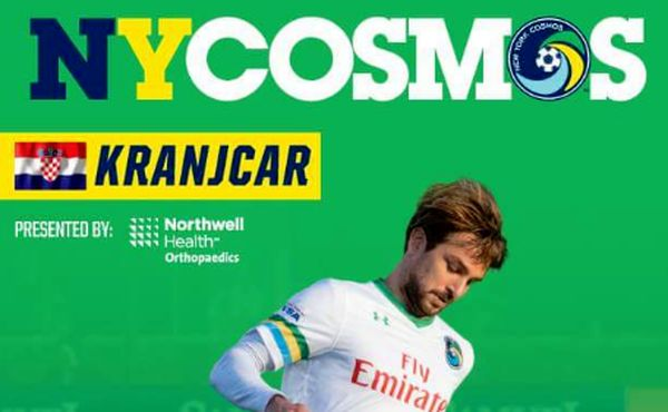 Legendary NY Cosmos to Host Croatian Heritage Night
