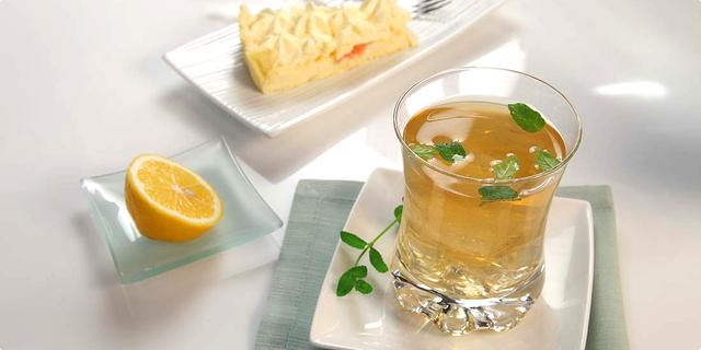 Lemon & Lime tea wins Crystal Taste Award (photo credit: Podravka)