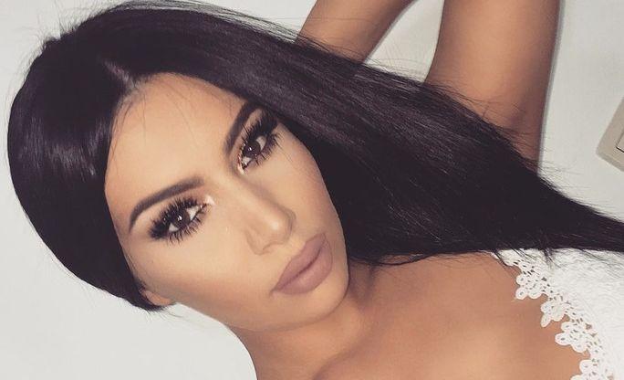 Meet the Kim Kardashian Lookalike from Croatia Taking Instagram By Storm