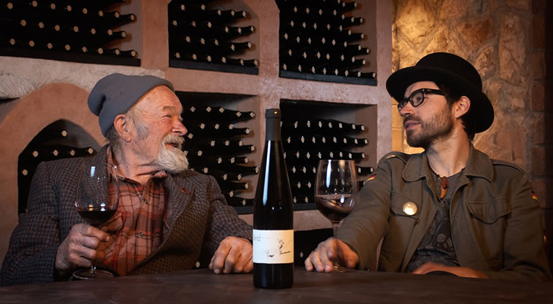 Father & Son (Photo Credit: indiewineries.com)