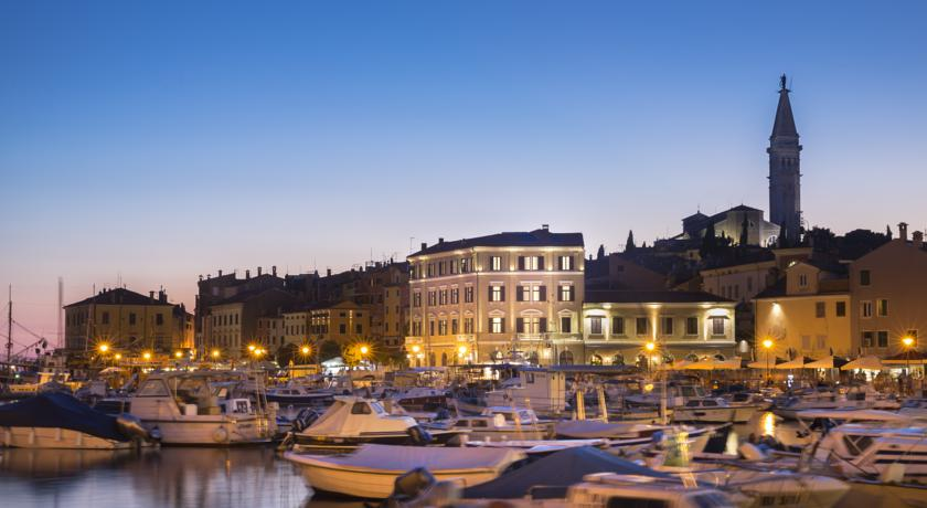 Hotel Adriatic in Rovinj