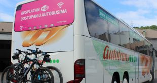 Autotrans becomes bike friendly (photo: Autotrans)