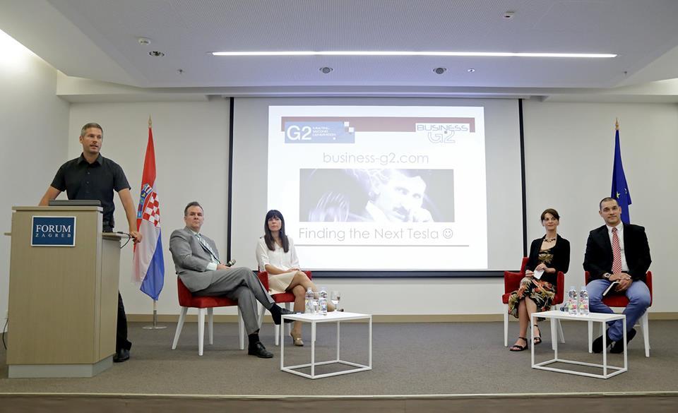 Meeting held in Zagreb yesterday
