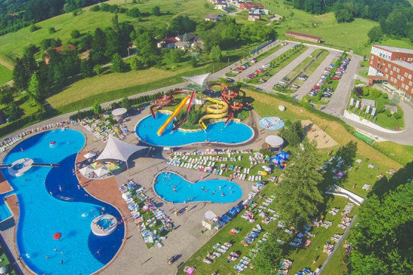 Family Friendly Waterpark in Continental Croatia Open
