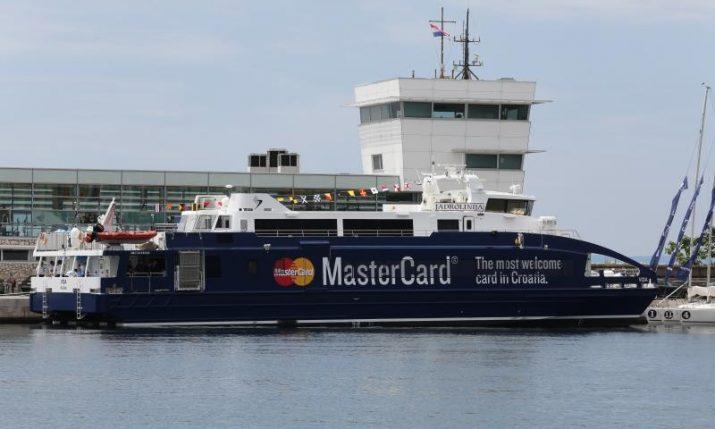 New Jadrolinija Catamaran Unveiled in Rijeka