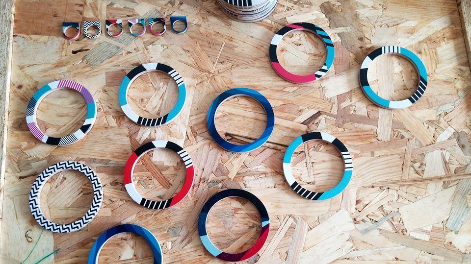 Croatian Design: Eco Pattern Rings & Bracelets