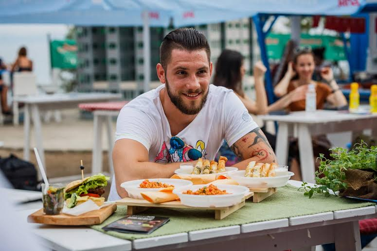 Gourmet Street Food Festival Happening in Split