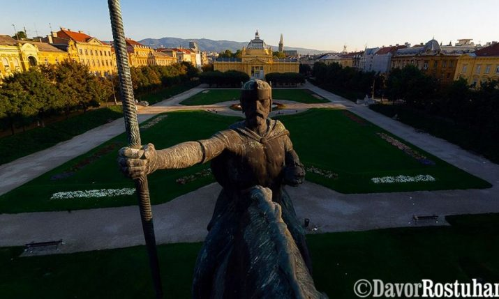 [PHOTOS] Zagreb as You've Never Seen it Before