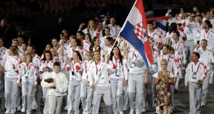 Croatia name flag-bearer for Rio