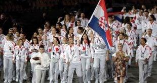 Croatia name flag-bearer for Rio