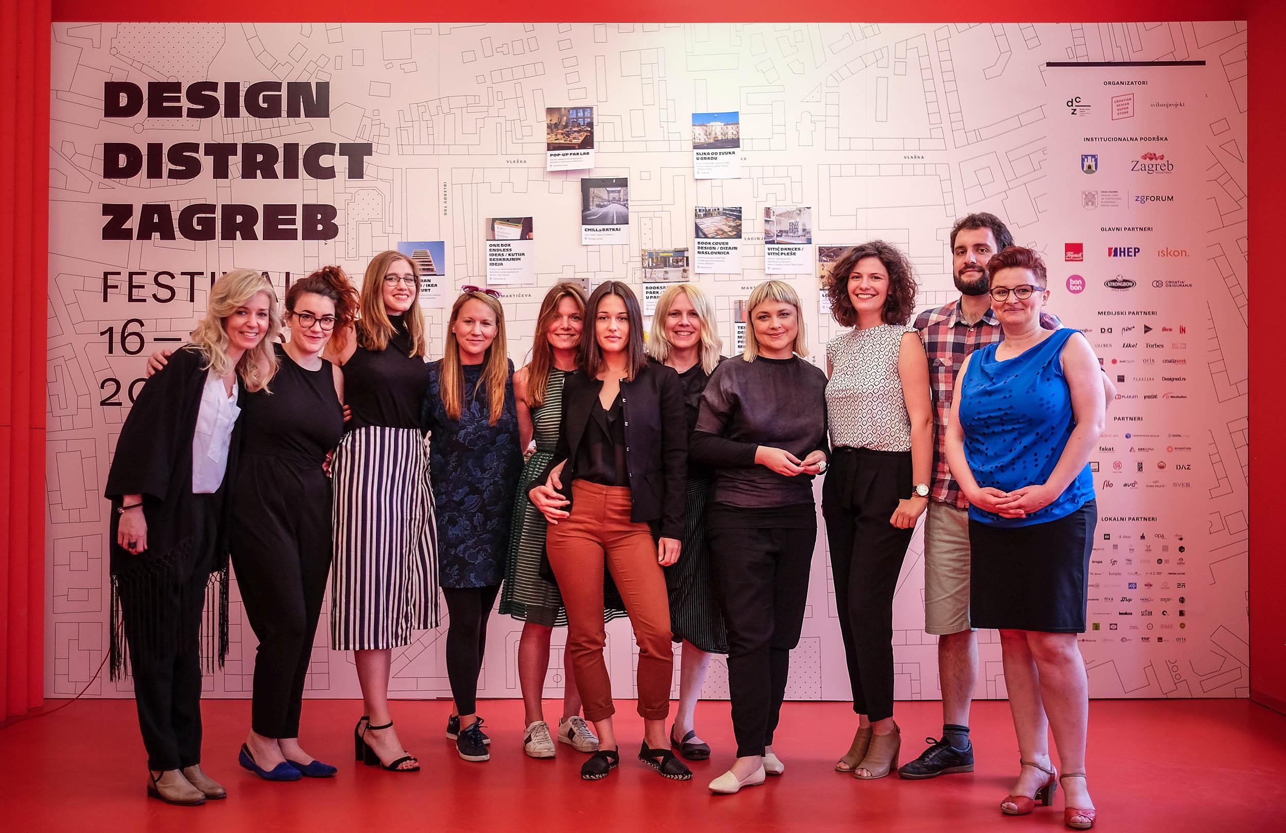 Organising team (photo: Sanjin Kastelan)