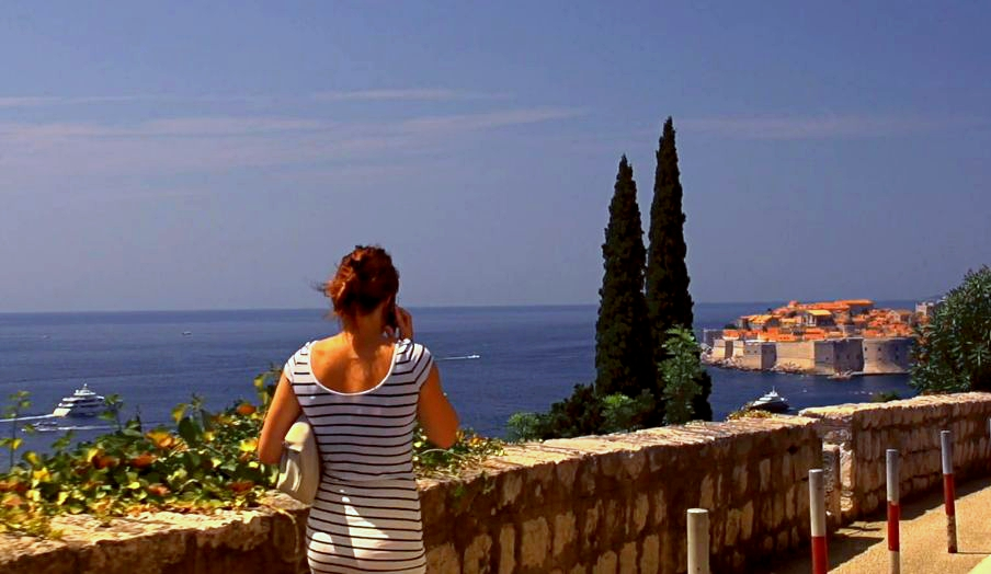 Dubrovnik and Time (screenshot)