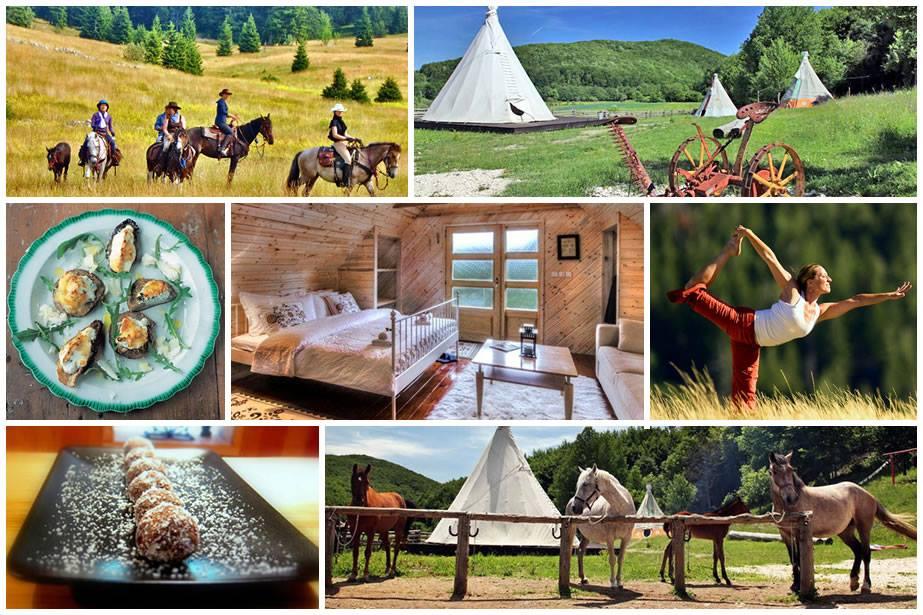 Linden Tree Retreat & Ranch (photo: Facebook)