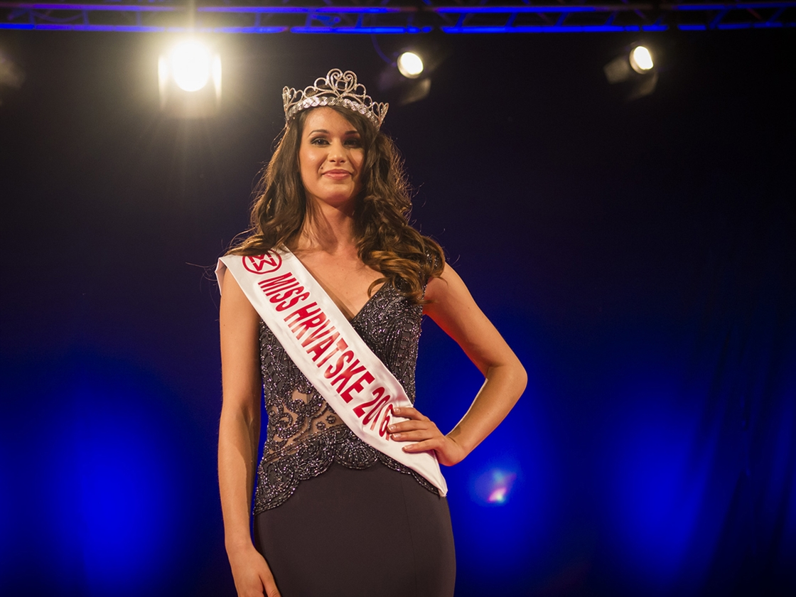Miss World Croatia Angelica Zacchigna (Nikolina Vuković Stipaničev EPH / Miss World Croatia)