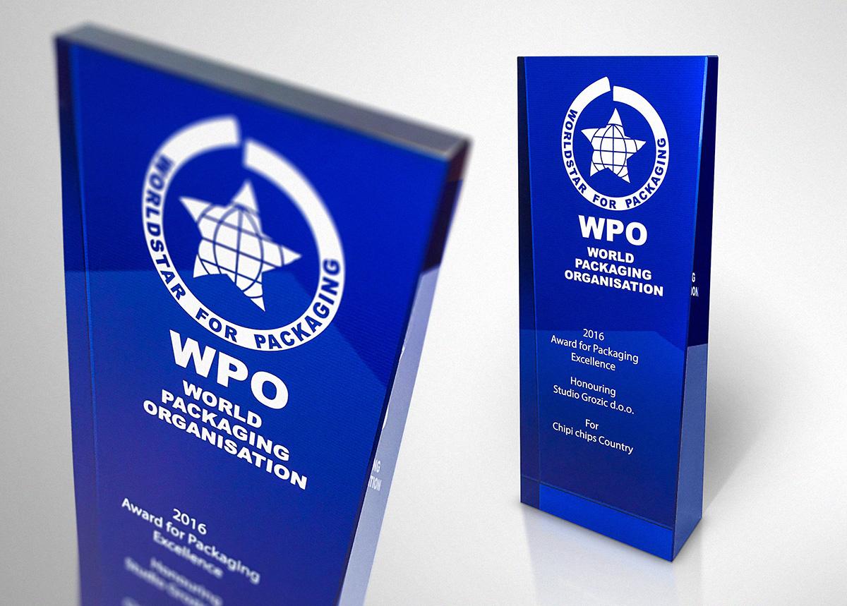 Portfolio by Grozić Studio's WPO award (photo: Portfolio by Grozić Studio)