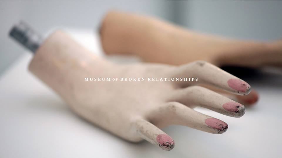 Museum of Broken Relationships Franchise Opens in Hollywood