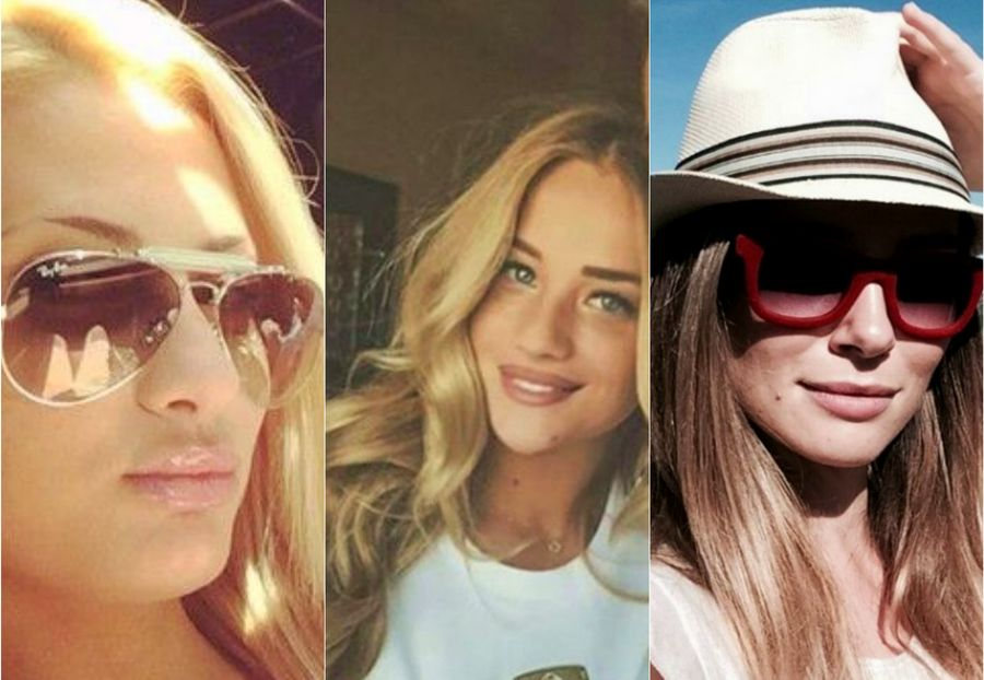 Croatian 'Wives and Girlfriends' (WAGs)