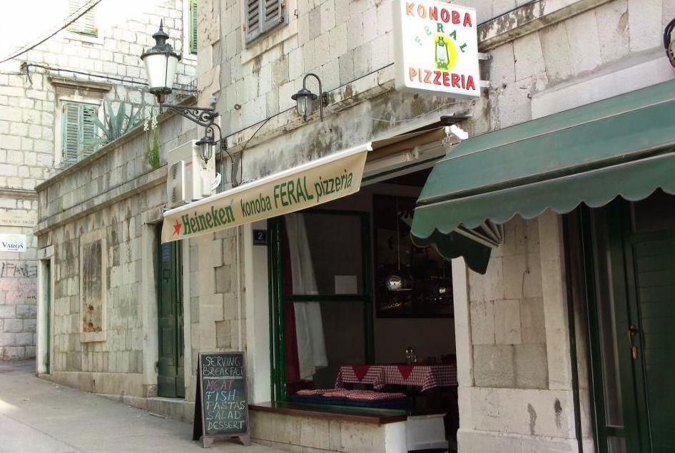 Pizzeria Feral (photo credit: Facebook)