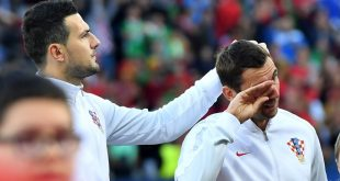 Srna captained his country for the last time (photo: HNS)