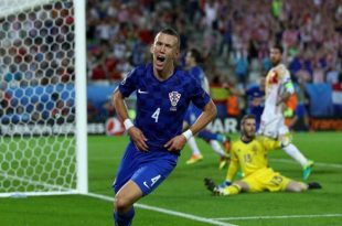 Croatia had two wins and a draw at Euro to help them jump up the rankings (photo: UEFA)