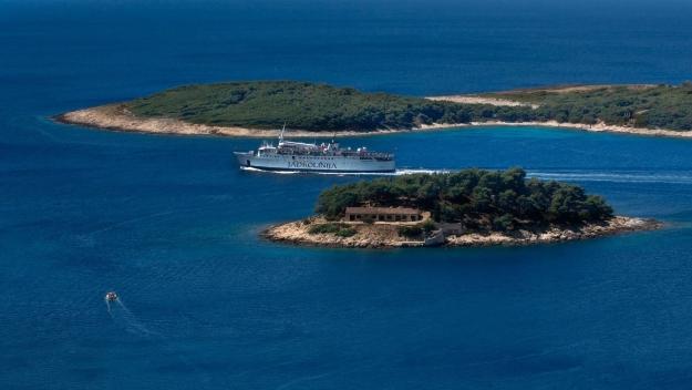 New catamaran route starts in July (photo: Jadrolinija)