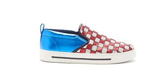 Marc Jacobs slip on sneaker collection