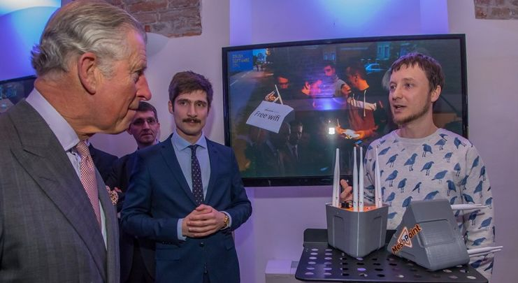 Croatia's MeshPoint Wins Europe's Main Startup Award