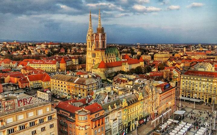 Direct flights from US to Zagreb stopped in 1991 (photo credit: Sandra Tralic)