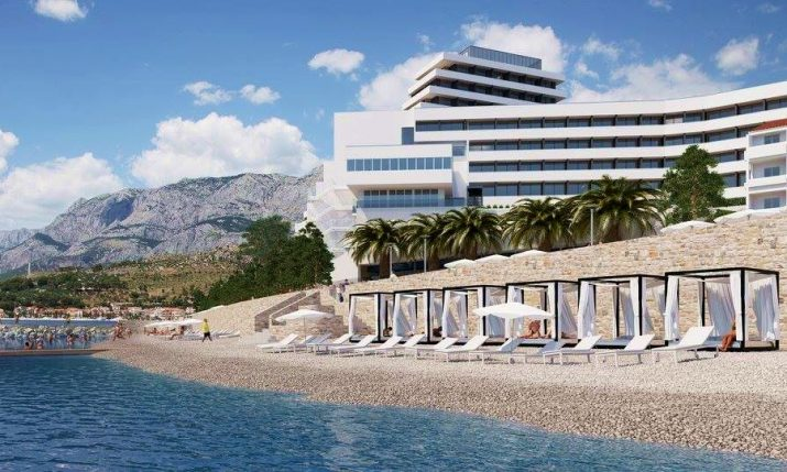 [PHOTOS] New Family Beach Resort Opens in Podgora