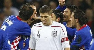Croatia beat England in 2008 (photo: Reuters)