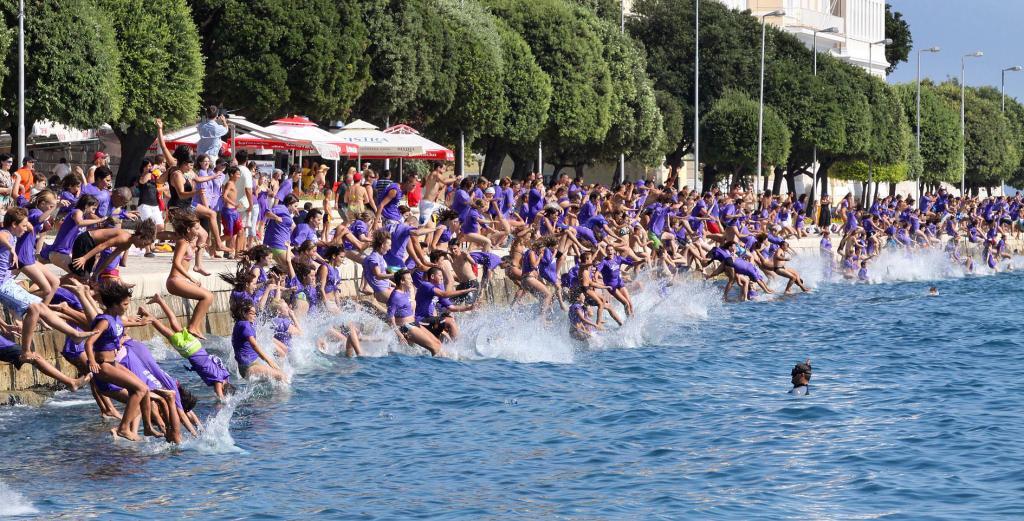 Record Set to be Broken at 10th DM Millennium Jump in Zadar